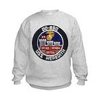 USS MEREDITH Kids Sweatshirt