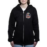 USS MEREDITH Women's Zip Hoodie