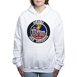USS MEREDITH Women's Hooded Sweatshirt