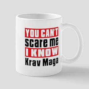 I Know Krav Maga 11 oz Ceramic Mug