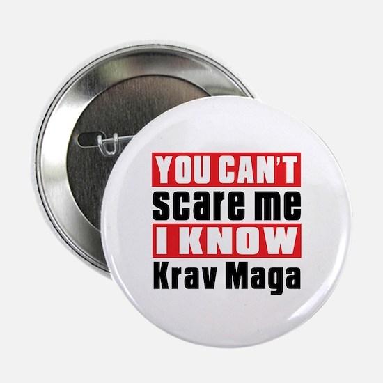 "I Know Krav Maga 2.25"" Button"
