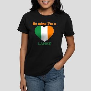 Laney, Valentine's Day Women's Dark T-Shirt