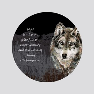 Wolf Totem Animal Spirit Guide for Inspiration 3.5