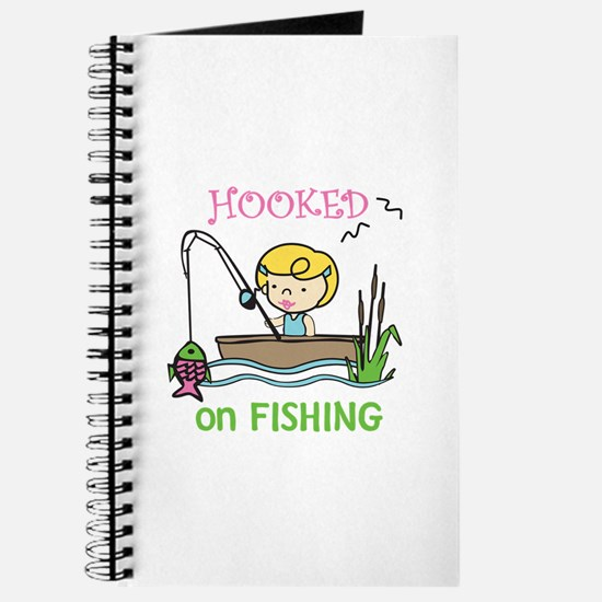 Hooked Fishing Journal