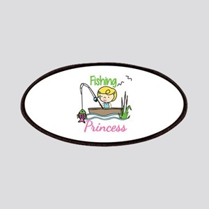 Fishing Princess Patches