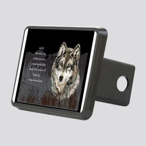 Wolf Totem Animal Spirit Guide for Inspiration Rec