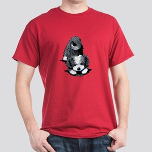 Havanese Bow Dark T-Shirt