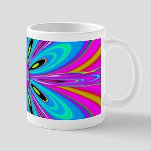 Light Blue Flower by designeffects Mugs