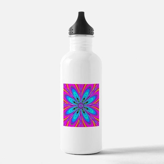 Black light Water Bottle