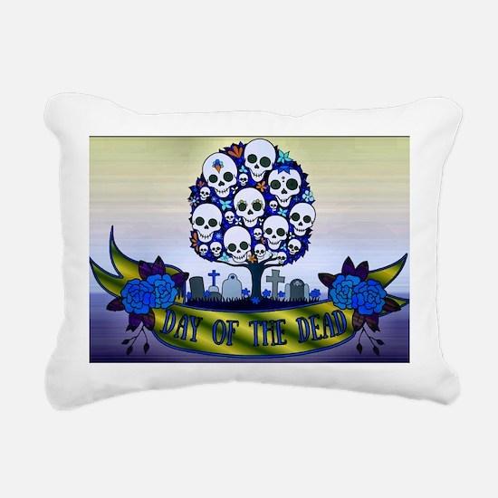 Ofrendas Rectangular Canvas Pillow