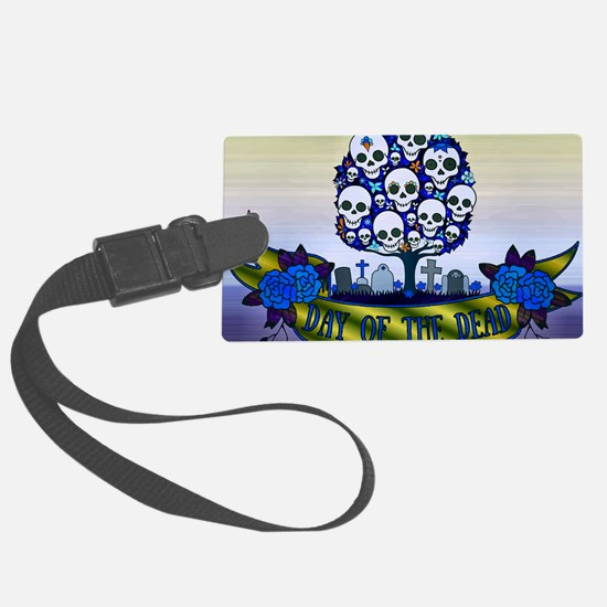 Funny All souls day Luggage Tag