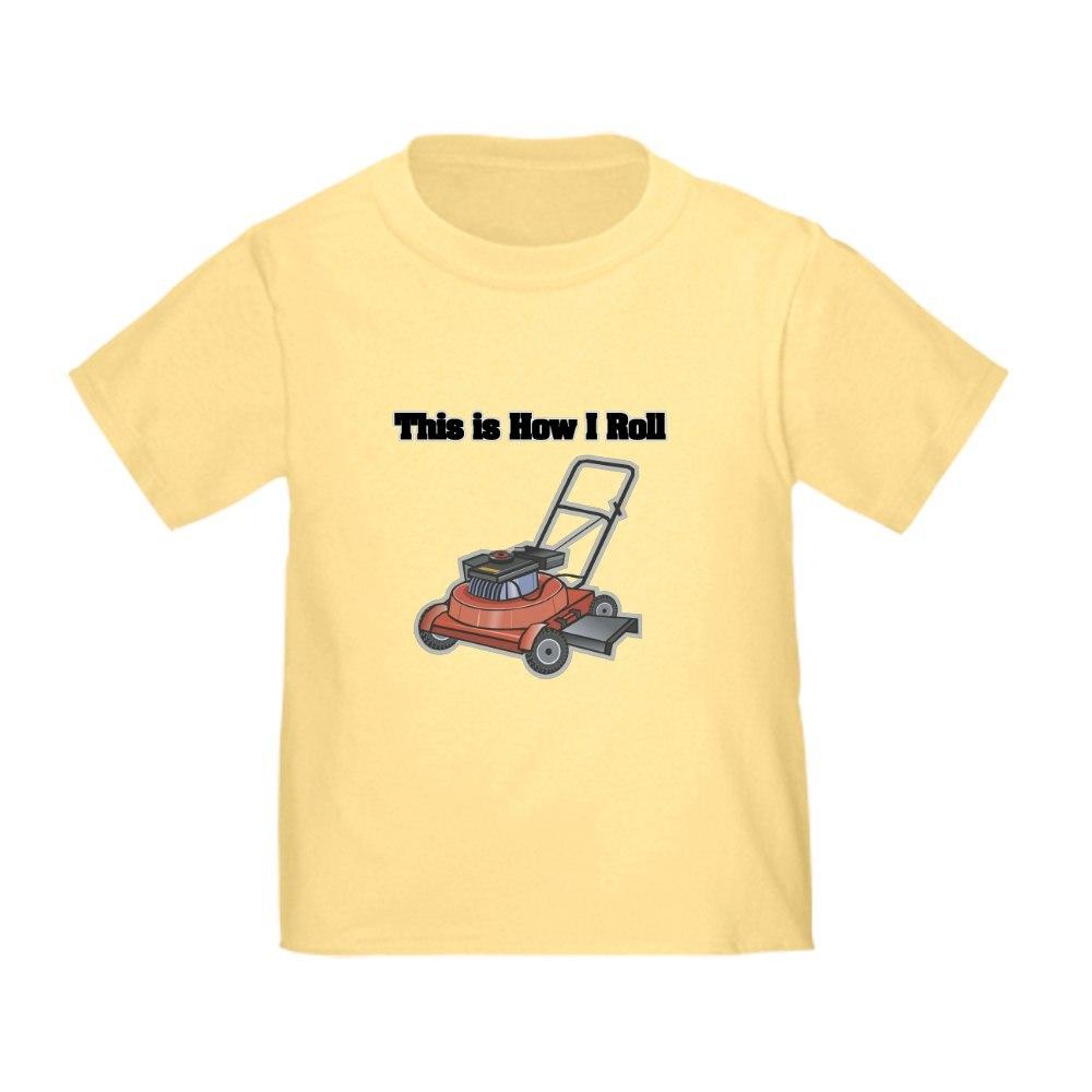 CafePress-How-I-Roll-Lawn-Mower-Toddler-T-Shirt-Toddler-T-Shirt-134352528 thumbnail 22