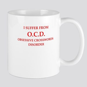 crosswords Mugs