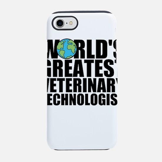 World's Greatest Veterinary Technologist iPhon