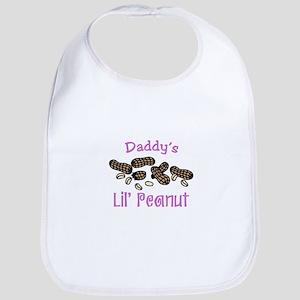 Daddys Lil Peanut Bib