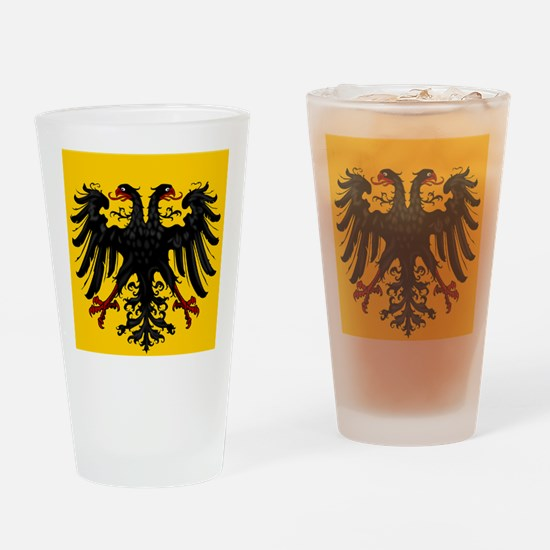 Banner of the Holy Roman Empire Drinking Glass