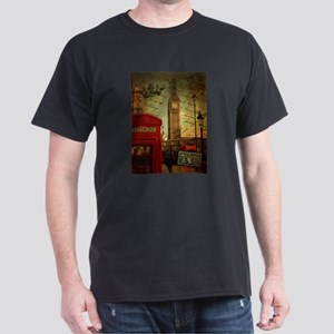 vintage London UK fashion T-Shirt