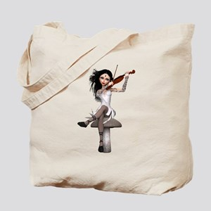 Onyx Fairy ~ Sweet Lullaby Tote Bag