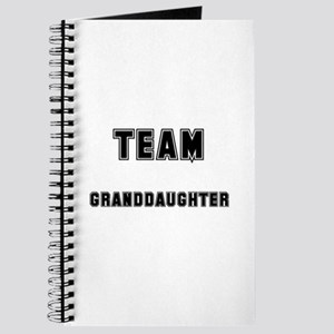 TEAM GRANDDAUGHTER Journal