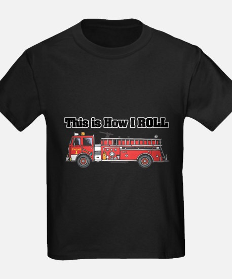 How I Roll (Fire Engine/Truck) T