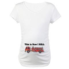 How I Roll (Fire Engine/Truck) Shirt