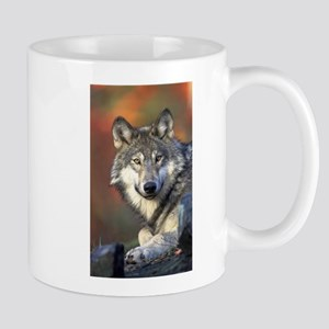 Wolf 025 Mugs