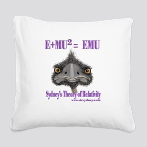 Max the Emu in Sydney's Theory of Relativity Squar