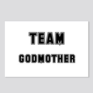 TEAM GODMOTHER Postcards (Package of 8)