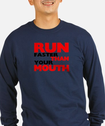 Run Faster Than Your Mout T