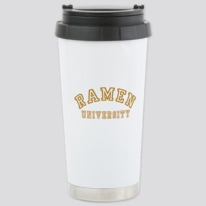 Ramen University Stainless Steel Travel Mug