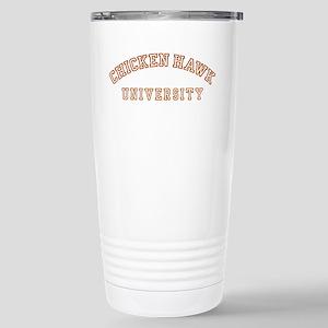 chickenhawk-u-all Stainless Steel Travel Mug