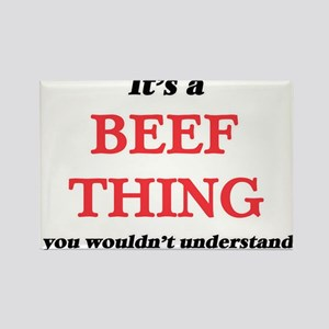 It's a Beef thing, you wouldn't un Magnets