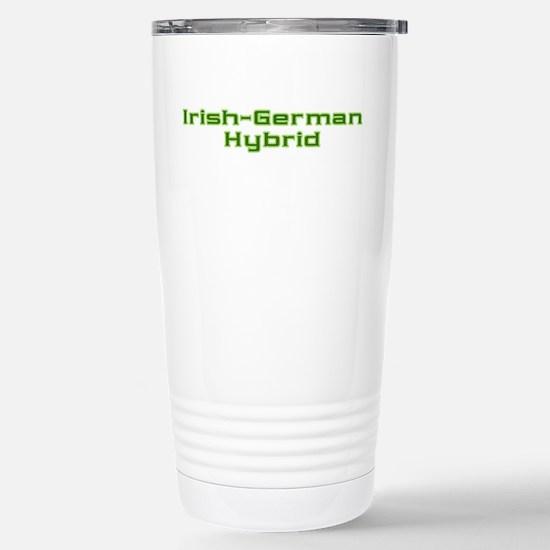 Irish German Hybrid Stainless Steel Travel Mug
