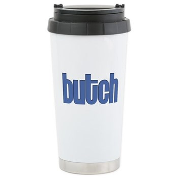 Butch Stainless Steel Travel Mug