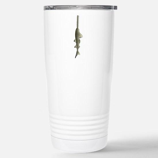 Sawfish c Stainless Steel Travel Mug