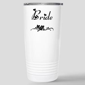 Classic Bride Stainless Steel Travel Mug