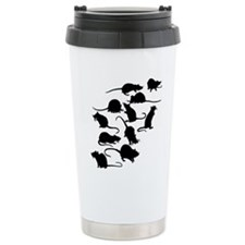 rats_bl Stainless Steel Travel Mug