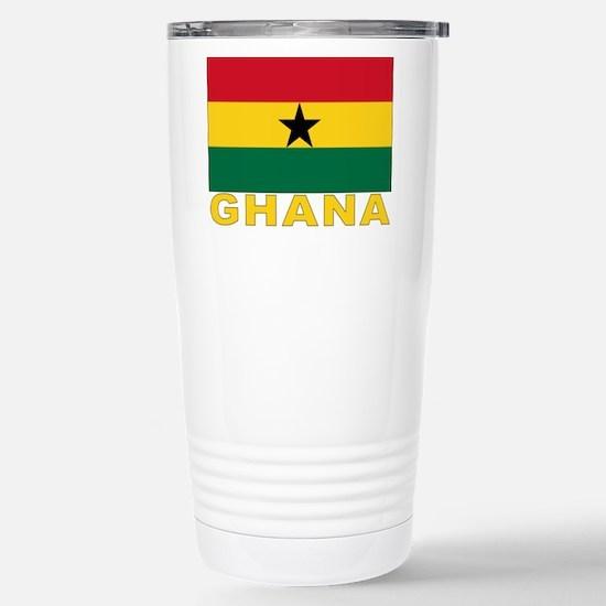 ghana_b.gif Stainless Steel Travel Mug