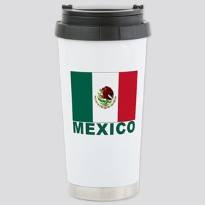 mexico_s Stainless Steel Travel Mug