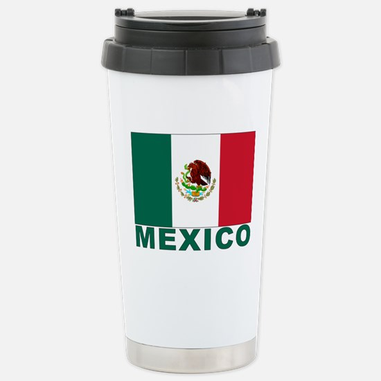 mexico_s.gif Stainless Steel Travel Mug