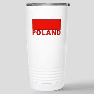 poland_b.gif Stainless Steel Travel Mug
