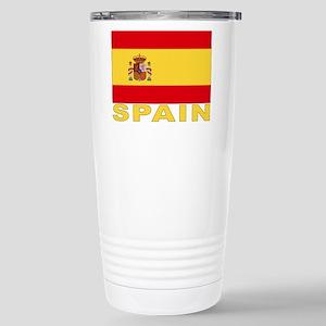 spain_b Stainless Steel Travel Mug