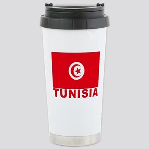tunisia_b Stainless Steel Travel Mug