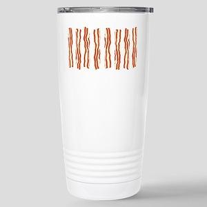 bacon-slices Stainless Steel Travel Mug