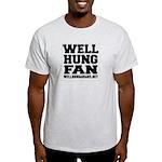 Well Hung Fan T-Shirt