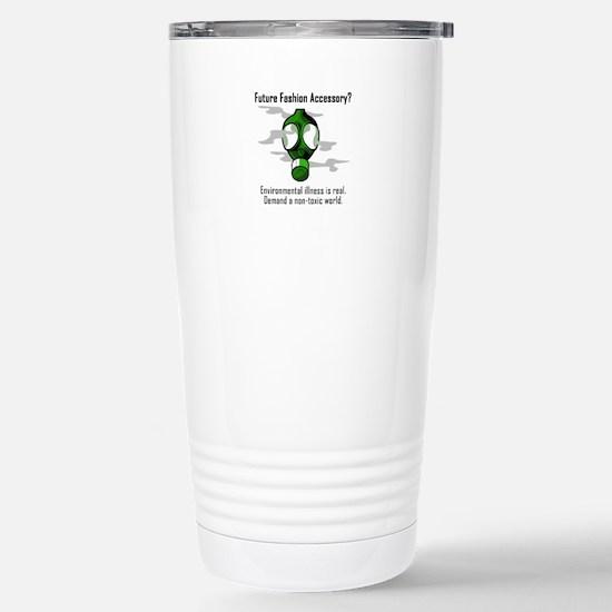 Non-Toxic World Stainless Steel Travel Mug