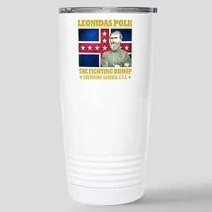 The Fighting Bishop Stainless Steel Travel Mug