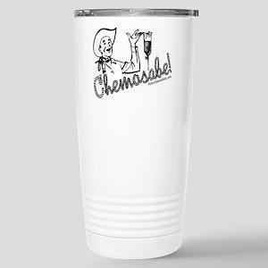 Chemosabe! Stainless Steel Travel Mug