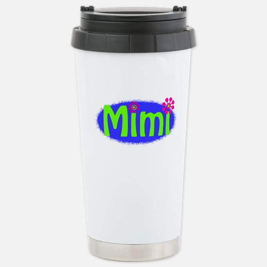 Bright Mimi Stainless Steel Travel Mug
