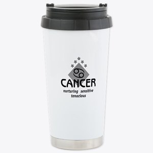 Cancer Stainless Steel Travel Mug